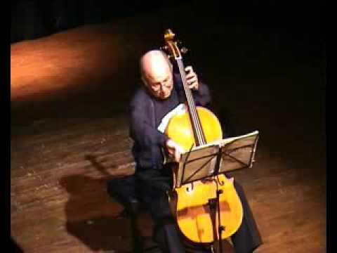 Bach Suites for Cello solo by Jurgen van Win