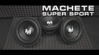 Влили 18 киловатт в Machete Super Sport! Тест и обзор новых сабвуферов!