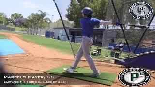 Marcelo Mayer Prospect Video, SS, Eastlake High School Class of 2021