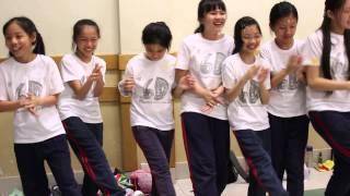2015年度六年級教育營營舞片段