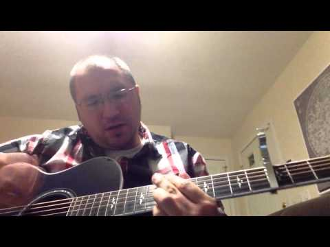 Oh Sherrie Steve Perry acoustic solo cover