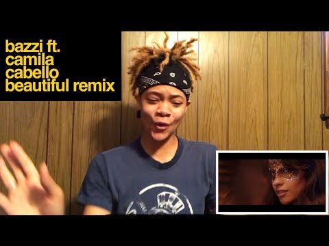Bazzi - Beautiful Remix Ft. Camila Cabello (Music Video) REACTION