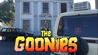 THE GOONIES ADVENTURE!!!