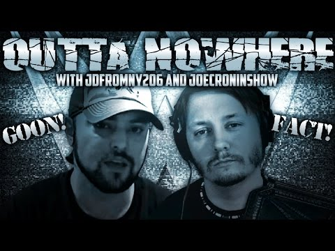 Outta Nowhere #46 - Wrestling week WWE NEWS World Series 2016
