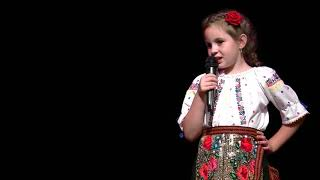 DARIA MARIA PIPOI  TOP TALENT SHOW2019
