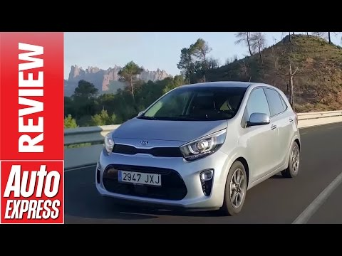 New Kia Picanto review: compact Kia has the Up!, Twingo and Ka+ in its sights
