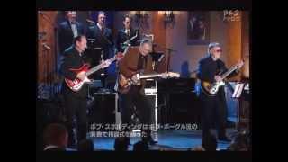 2008 ロックの殿堂入り授賞式 Walk Don't Run リードギター:ボブ・スポ...