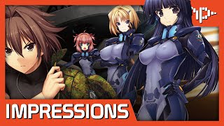 Muv Luv Unlimited: The Day After 01 Impressions - Noisy Pixel