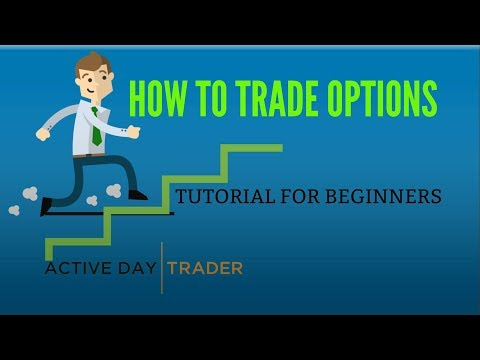 How to Trade Options: Step by Step Trading Stock Options tut