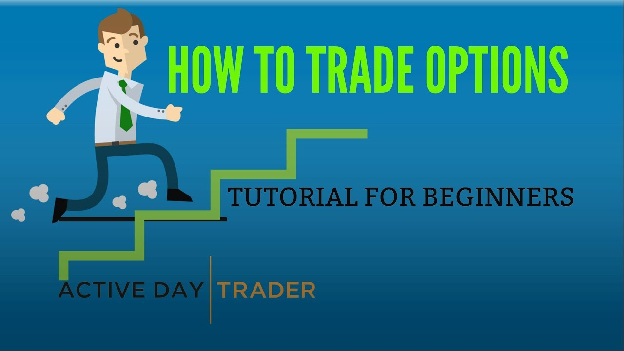 Trading stock options for beginners