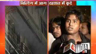 Two Killed After Jumping In Panic In Delhi Karol Bagh Fire