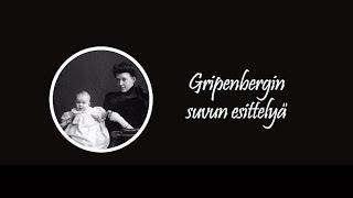 Gripenbergin suvun esittelyä - Kari Bergholm - Backbyn Kartano Espoo