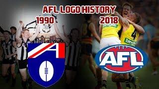 AFL Team Logos 1990-2018