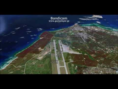 ✈【 SPN 】Saipan International Airport サイパン国際空港 @ サイパン島 in 北マリアナ諸島