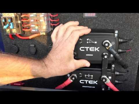 CTEK Battery Management System
