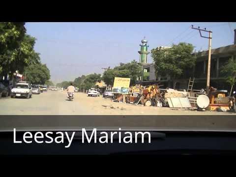 Streets of Kabul - Leesay Mariam August 2014