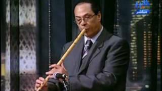 موسيقي ابن البلد - عزف ناي رضا بدير Nay Player Reda Bedair