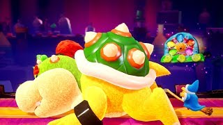 Yoshi's Crafted World - Final Boss + Ending