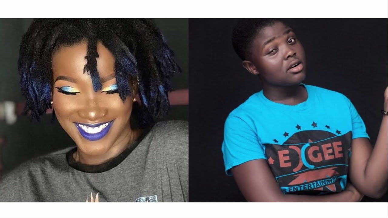 the 17yrs old girl who sings like late 'ebony reigns'( chikel baby