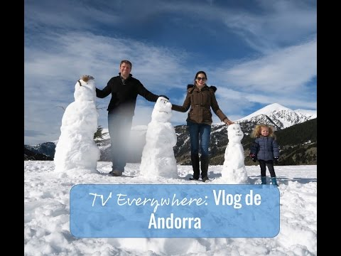 TV Everywhere: Vlog em Andorra
