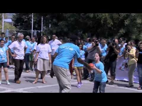 BOSNIA & HERZEGOVINA: SPORTS for CHILDREN with DISABILITIES (UNICEF)