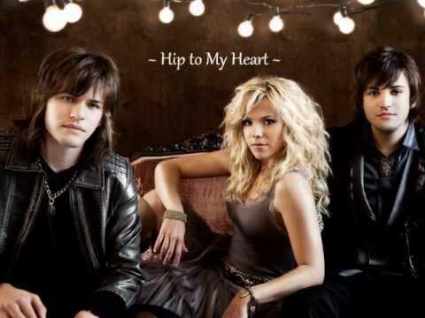 Band Perry - Hip to my Heart (Lyrics)