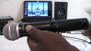 BLX88 mic system setup 11182018