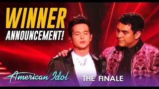 American Idol ...AND THE AMERICAN IDOL WINNER IS!