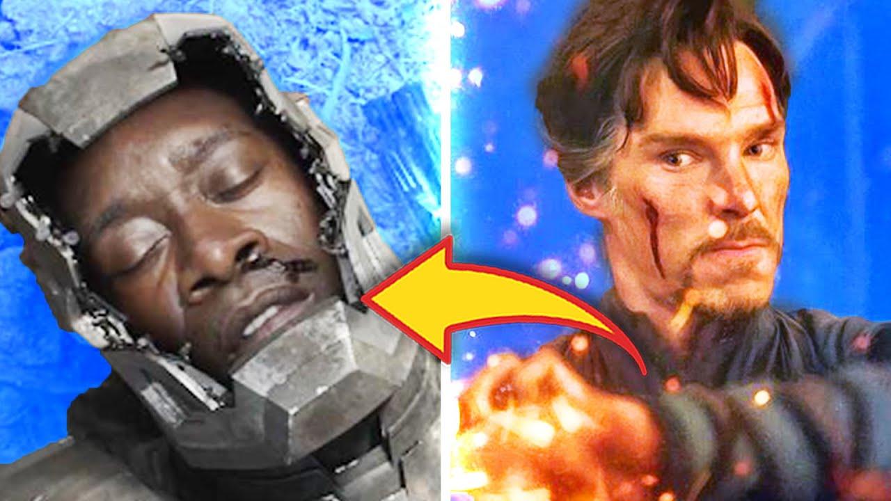 How Doctor Strange Almost Killed War Machine