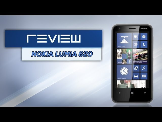Nokia Lumia 620 Review Travel Video