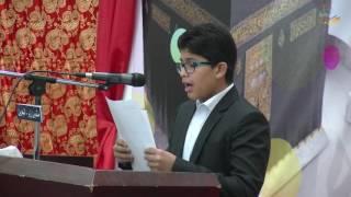 مأتم بن زبر   فقرة الواعدون   علي الخواجة   مولد الإمام علي ع 1438 هـ