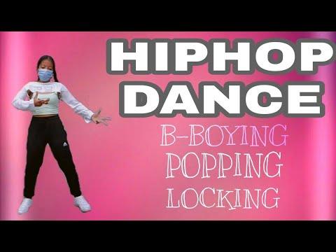 Download HIPHOP DANCE INCLUDING B-BOYING,POPPING,LOCKING MOVES||JASMINE SARVIDA