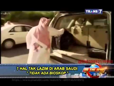 On The Spot - 7 Hal Tak Lazim di Arab Saudi