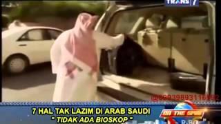 On The Spot - 7 Hal Tak Lazim di Arab Saudi