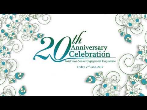 20th Anniversary Celebration: Road Town Senior Engagement Programme