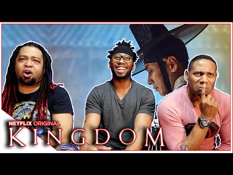 Kingdom Season 2 | Main Trailer | Netflix Reaction & Review!!