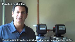 Corona California - Hybrid Water Filter Installation - Reverse Osmosis - Water Softener Combined