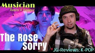 The Rose - Sorry Reaction & Review   JG-Reviews:K-POP