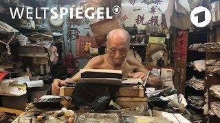 Hongkong: Die letzten Briefeschreiber | Weltspiegel