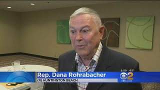 Cong. Rohrabacher Blasted For Saying It