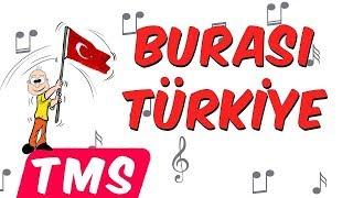 Burası Türkiye  İnkılaplar Şarkısı