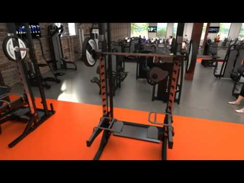 South Pacific Health Clubs - Port Melbourne - Virtual Tour