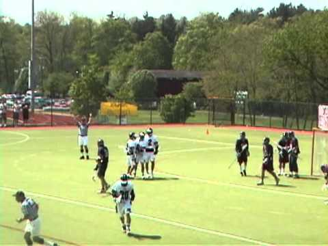 Messiah College Lacrosse 2004 - MAC Final (FDU)