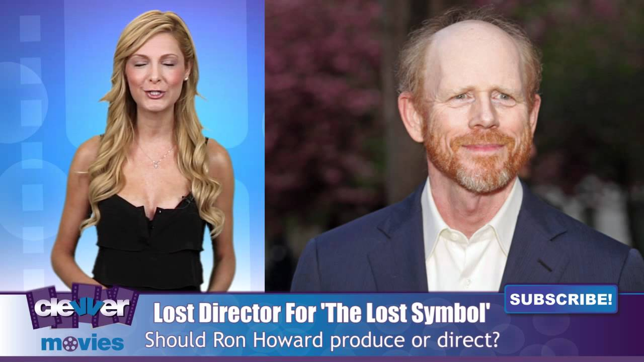 Ron Howard Will Not Direct The Lost Symbol Youtube