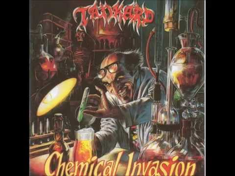 Tankard - Chemical Invasion (1987) FULL album