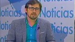 Entrevistra en Televisión Manabita al Director de la CCE de Portoviejo Fidel Intriago
