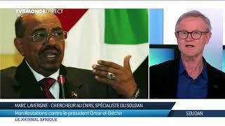Soudan : la crise sociale se transforme en fronde contre le régime d'Omar el-Bechir. Décryptage.