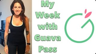 Download Video A Week of Guava Pass Abu Dhabi | My 2017 Fitness Journey - Week 10 MP3 3GP MP4