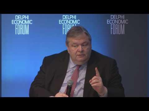 Evangelos Venizelos I Delphi Economic Forum 2017