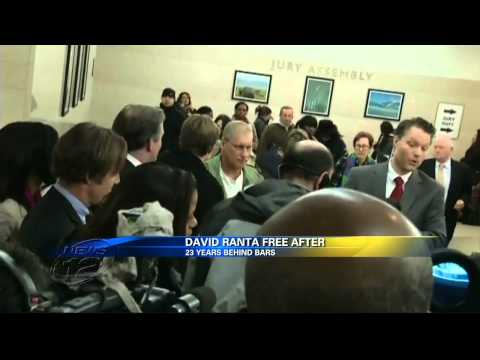 Judge frees David Ranta, Brooklyn man convicted of killing rabbi in 1990